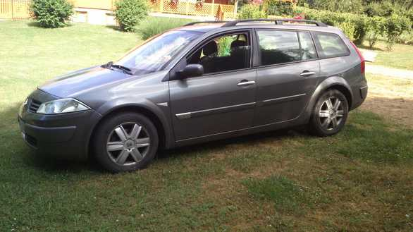 renault MEGANE grandtour 1,5 dci authentique plus