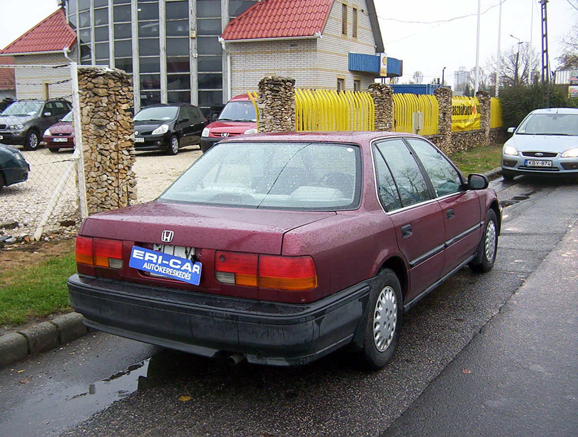 HONDA ACCORD 2,2 I