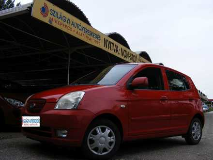 kia PICANTO 1.1 ex safety