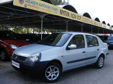 renault THALIA 1.4 authentique, szervo