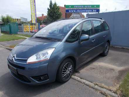 citroen C4 PICASSO citroen grand c4 1.6 hdi collection fap