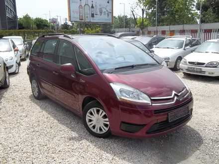 citroen GRAND C4 PICASSO 1.6 hdi collection fap