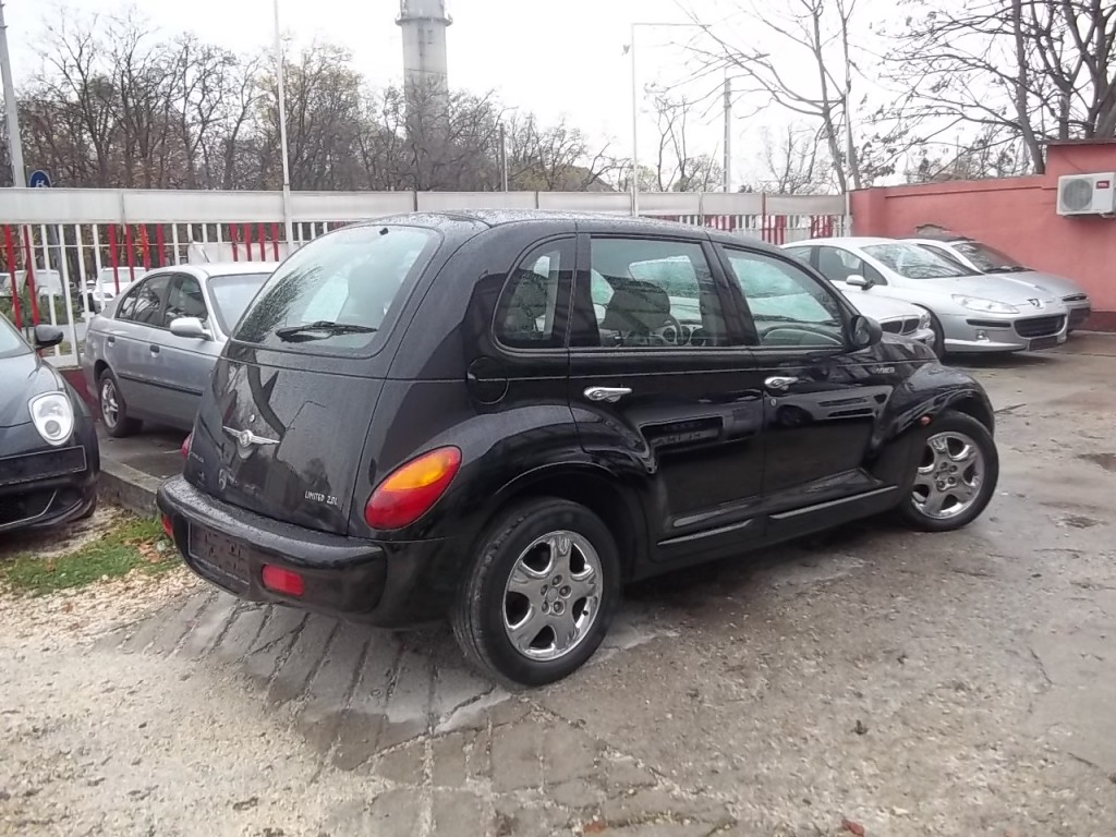 CHRYSLER PT CRUISER 2.0 Touring Automata