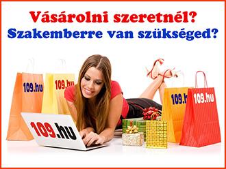 109.hu - Vásárolni szeretnék